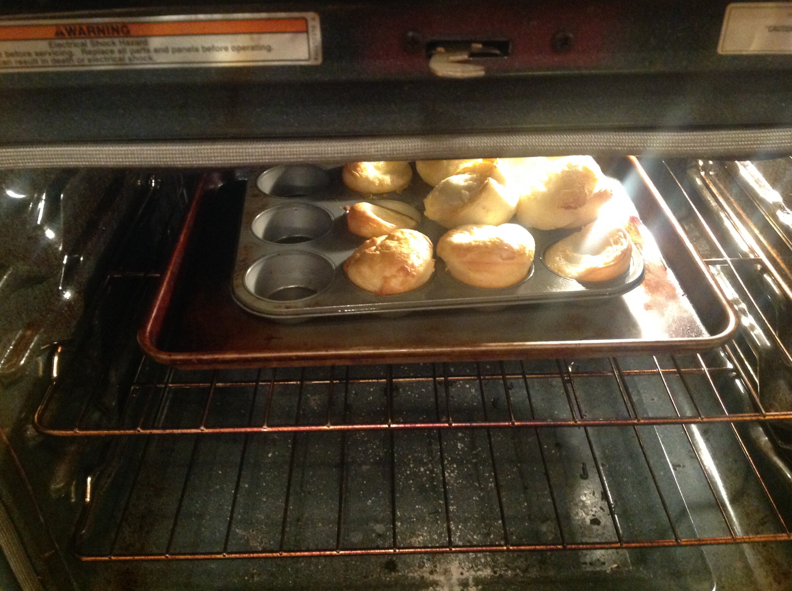 Yorkshire Pudding by Chef Bari