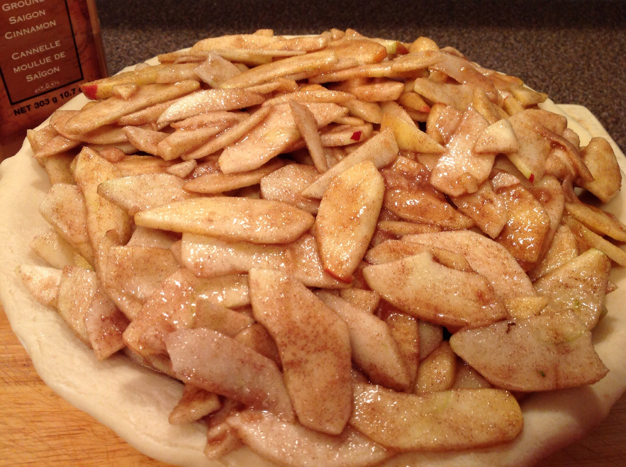 Apple Pie by Chef Bari